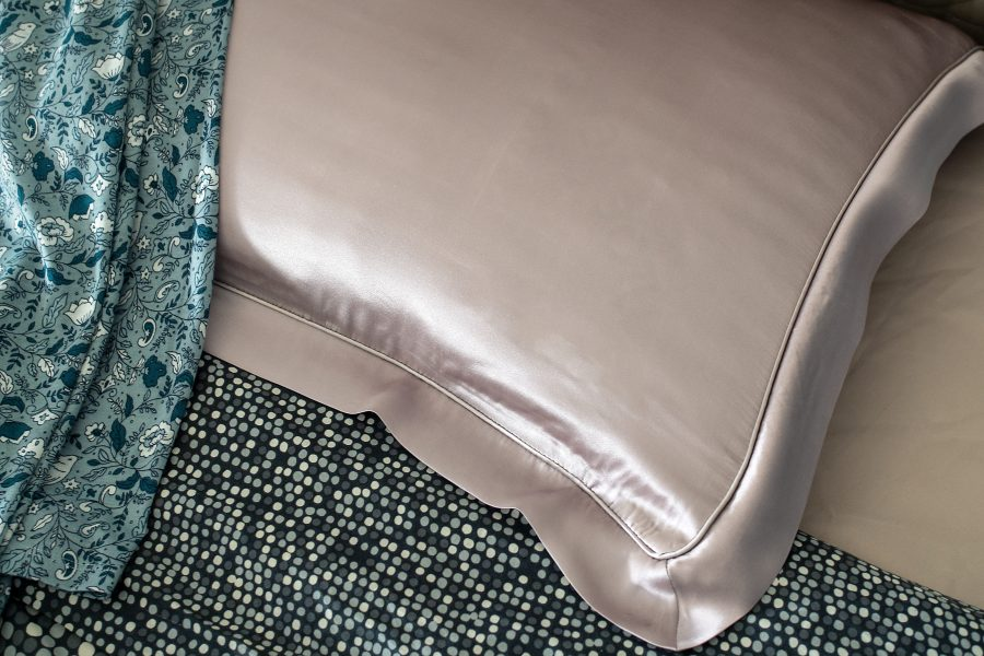 The satin and silk pillowcases to shop now (your skin and hair will thank you)