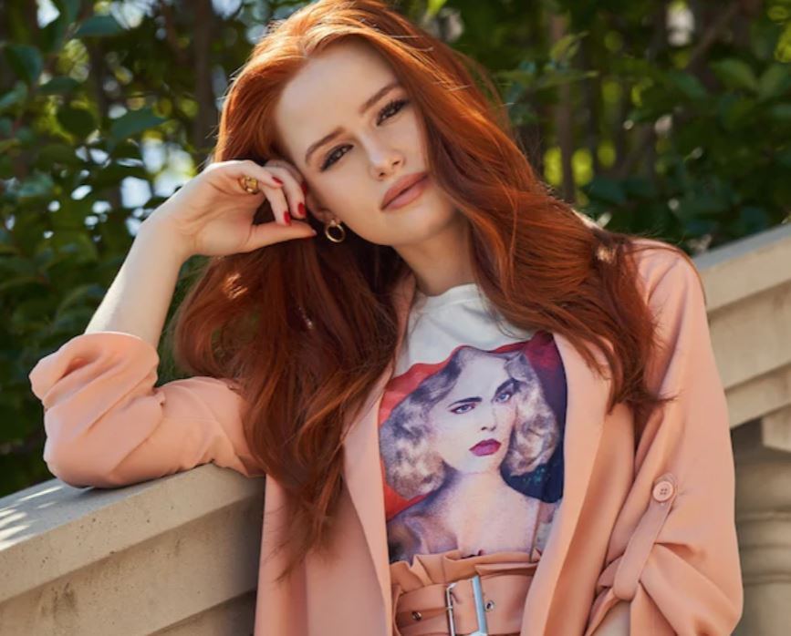 <em>Riverdale</em>'s Madelaine Petsch has a new collection with Shein, and literally everything is under $40