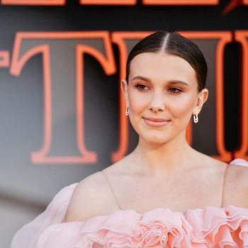Millie Bobby Brown is creating a vegan beauty brand, and maybe she was inspired by this <em>Stranger Things</em> co-star