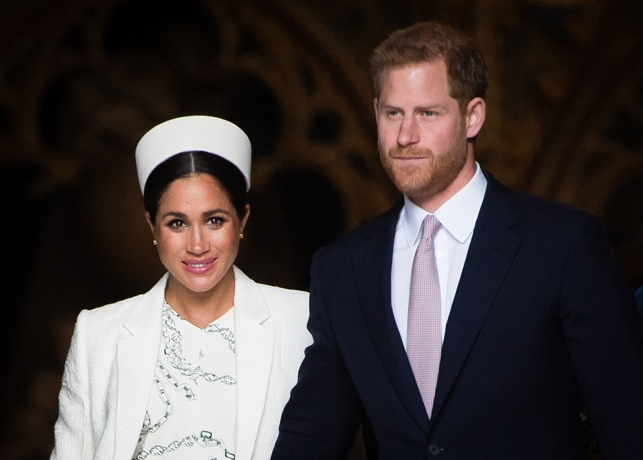 Meghan Markle and Prince Harry proved their feminism by breaking from this royal tradition