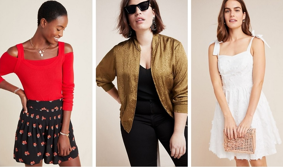 Anthropologie is having a sale on its sale section, and we need all of it