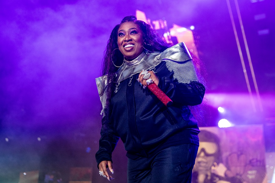Missy Elliott just dropped her first album in 14 years, and the title is so fitting