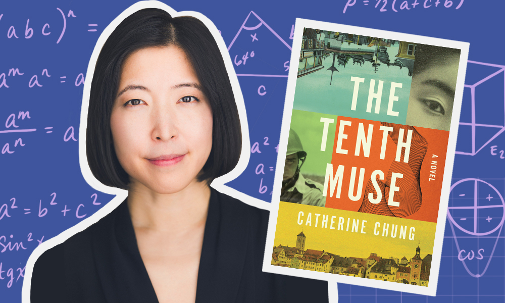 In Catherine Chung's <em>The Tenth Muse</em>, one woman seeks roots in family and math