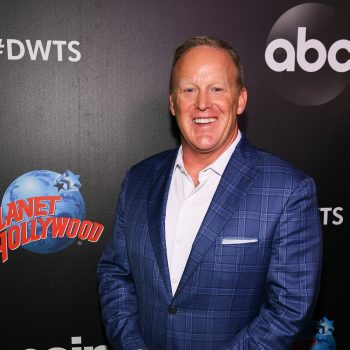 Why Sean Spicer on <em>Dancing with the Stars</em> is so dangerous