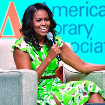 Showtime's <em>First Ladies</em> reportedly cast a huge star as Michelle Obama, and she's perfect
