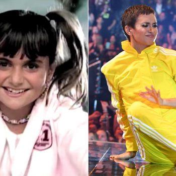 """Missy Elliott brought out Alyson Stoner, the girl from the """"Work It"""" music video, during her epic VMAs medley performance"""