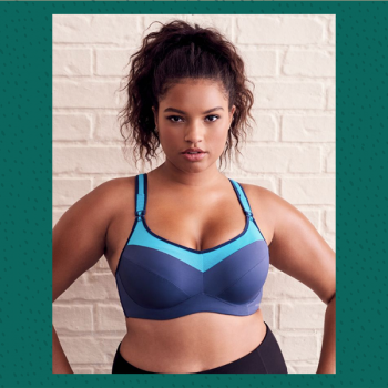 A bra expert shows us how to choose the right plus-size sports bra