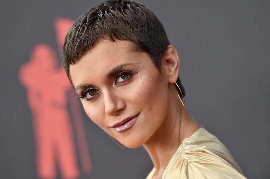 Alyson Stoner basically didn't practice for her Missy Elliott performance because she's an icon