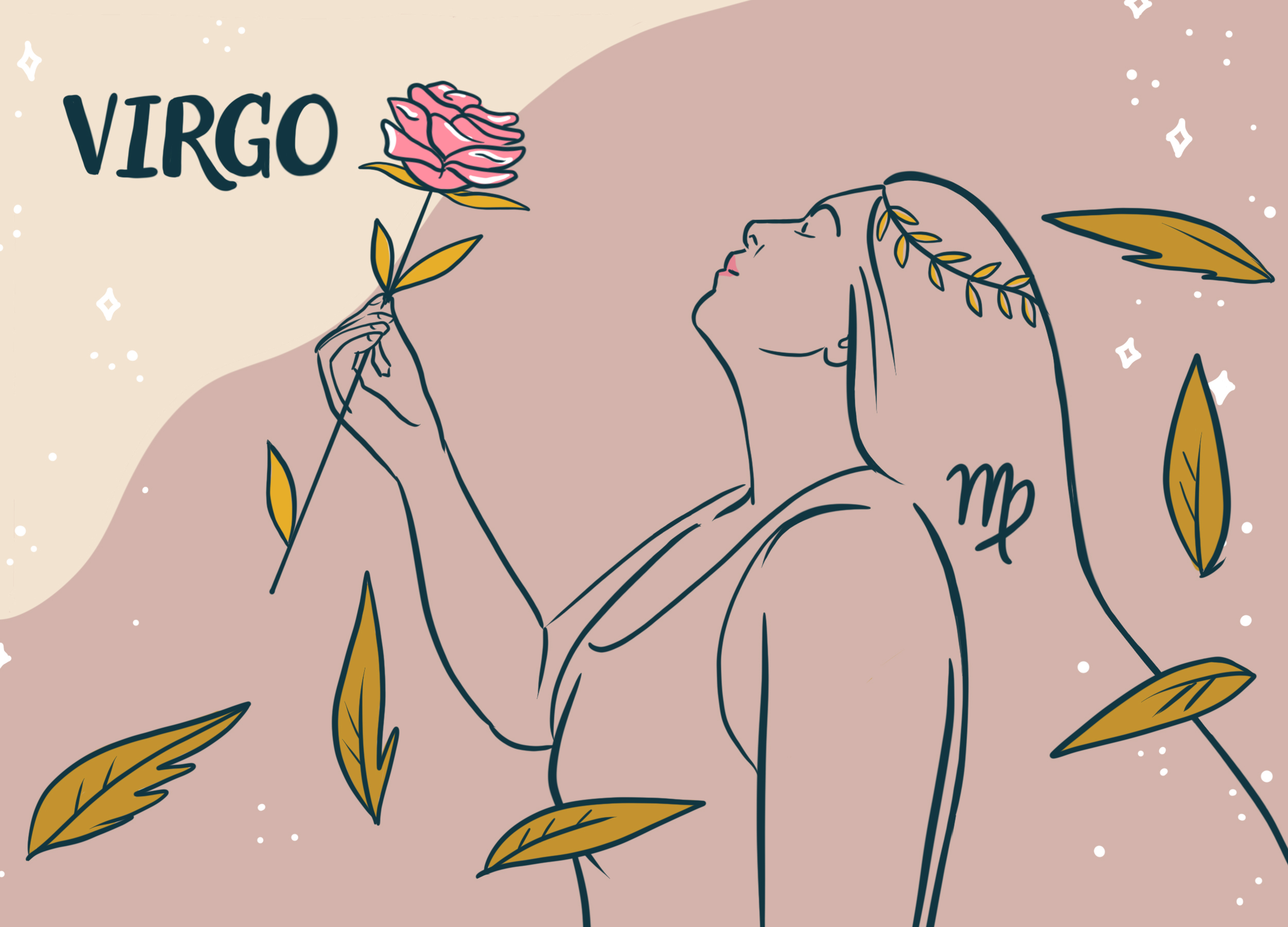 Here's how to become a better version of yourself during Virgo season