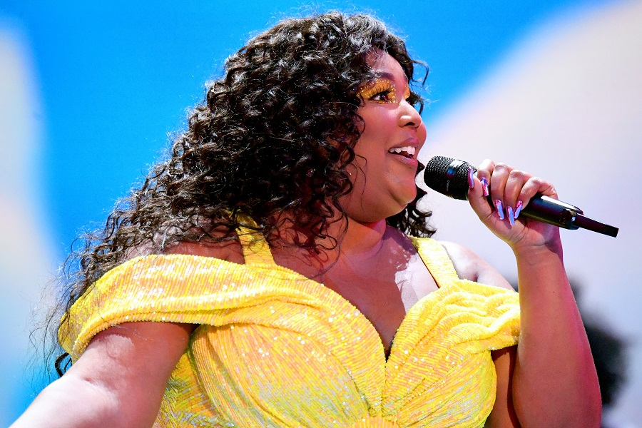 Lizzo just made a DNA test—turns out, we're NOT 100% that bitch