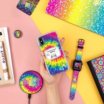 These new Lisa Frank phone cases are giving us major '90s back-to-school energy