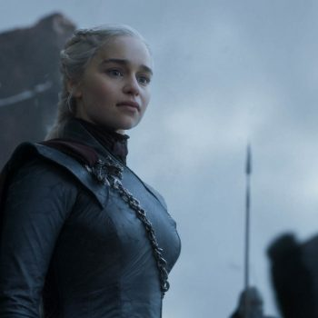 Emilia Clarke revealed that the true <em>Game of Thrones</em> coffee cup culprit finally confessed