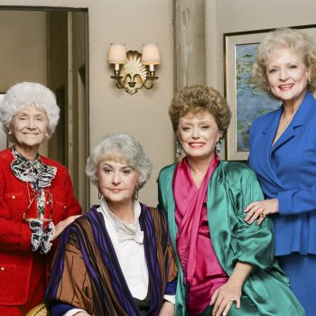 We just found your next girls' trip—you can stay at a <em>Golden Girls</em>-themed Airbnb