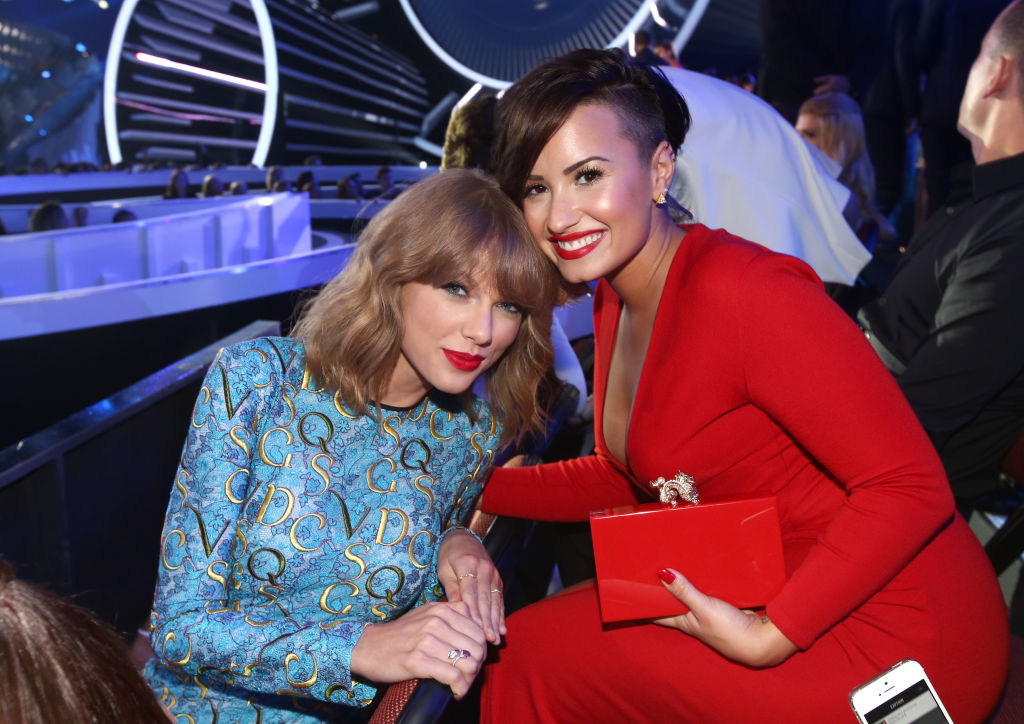 Taylor Swift and Demi Lovato shut down rumors that they're feuding—and we have the receipts to prove it