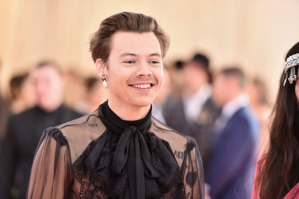 Harry Styles just chopped off his hair, and stans don't even recognize him