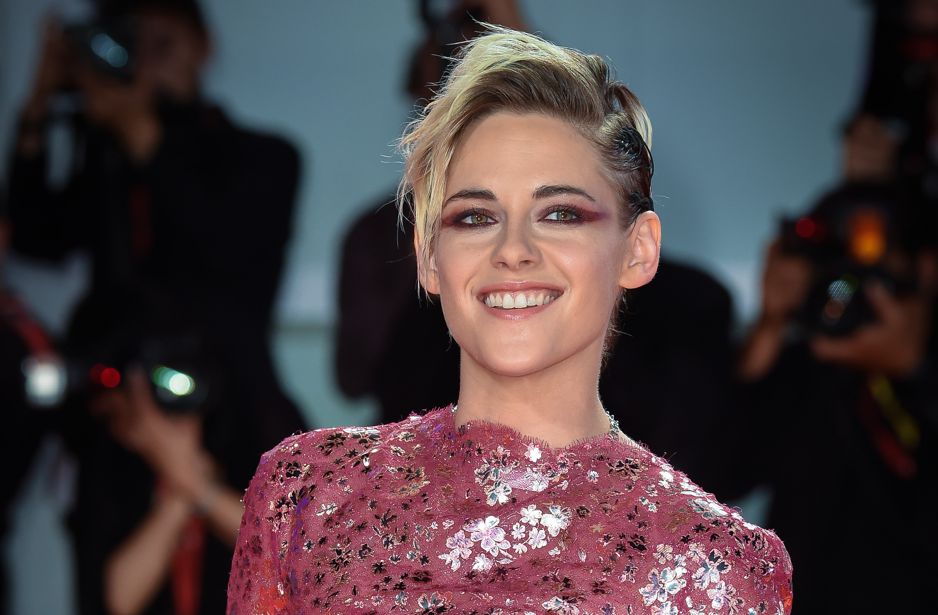 Kristen Stewart opened up about why she kept her relationship with Robert Pattinson so private