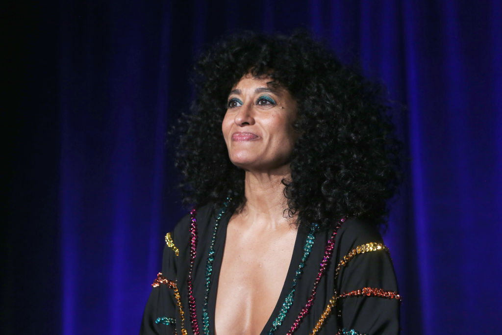 Tracee Ellis Ross is launching a hair care line for textured hair, and we didn't 4C this coming