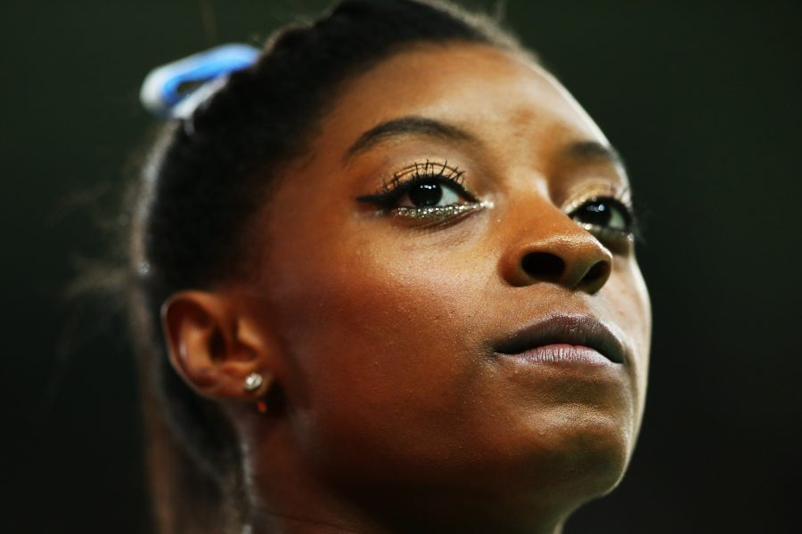 Simone Biles just spoke out about her brother's murder arrest, and we're sending her so much love