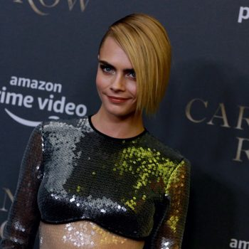 "Cara Delevingne opened up about her ""sacred"" relationship with Ashley Benson"