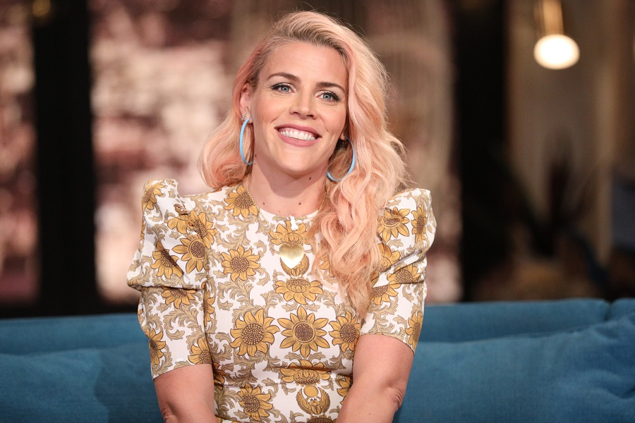 Busy Philipps just got a super sweet tattoo in honor of her daughter
