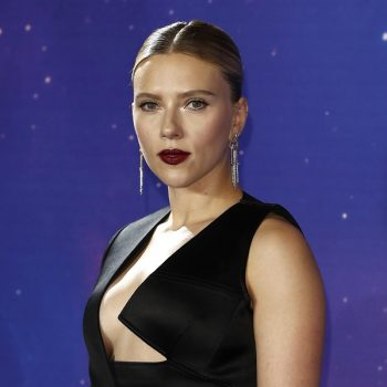 "Scarlett Johansson said she ""believes"" and ""loves"" Woody Allen, and Twitter is not happy"