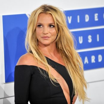 """Britney Spears just went brunette, and it feels like a """"Gimme More"""" throwback"""