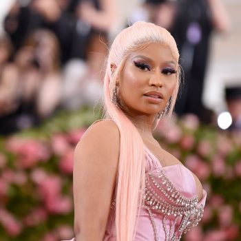 Nicki Minaj announced she's retiring from music to have a family—then deleted the tweet