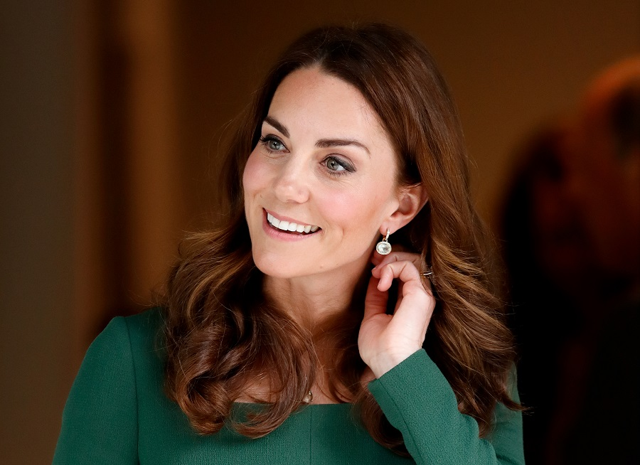 Kate Middleton's new honey brown hair might be our favorite hue for fall