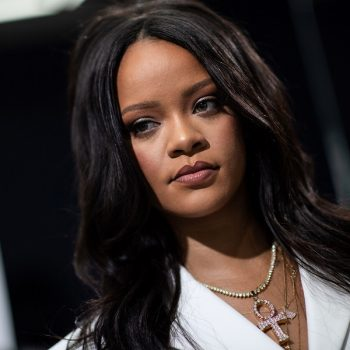 Rihanna released a limited-edition lingerie collection to benefit Hurricane Dorian victims