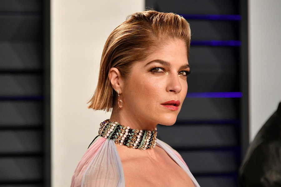 Selma Blair just posted this NSFW photo, and her fans are stanning