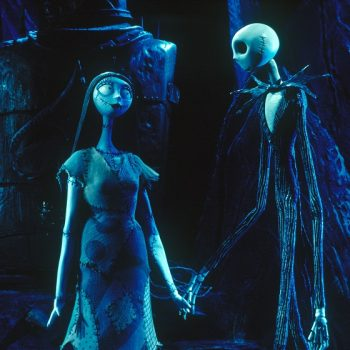 Send the Sally to your Jack these <em>Nightmare Before Christmas</em> roses that come in a coffin