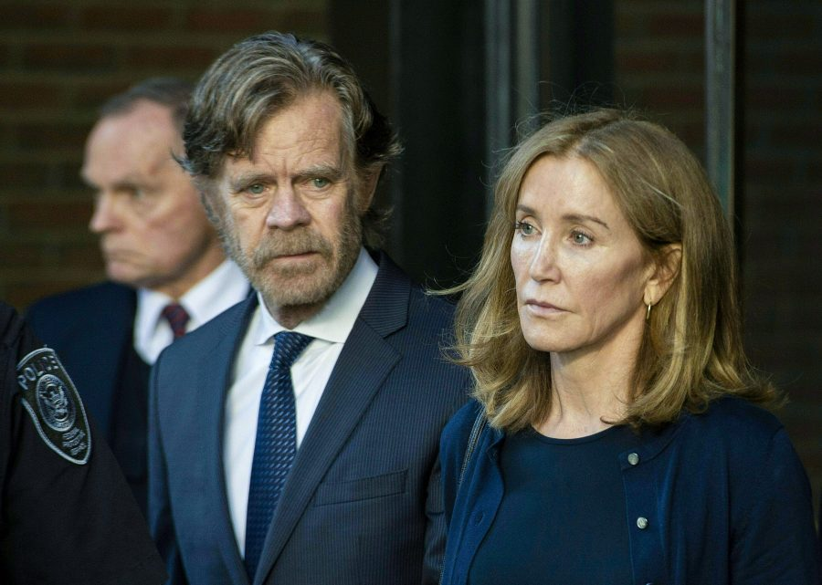 Felicity Huffman was sentenced to 14 days behind bars for her role in the college admissions scandal
