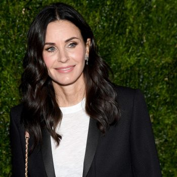 Courteney Cox's daughter, Coco, looks like mini Monica in this new selfie