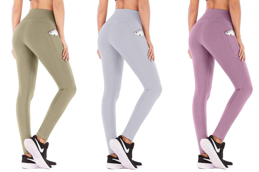 These $25 leggings are so comfortable, Amazon shoppers are wearing them 24/7