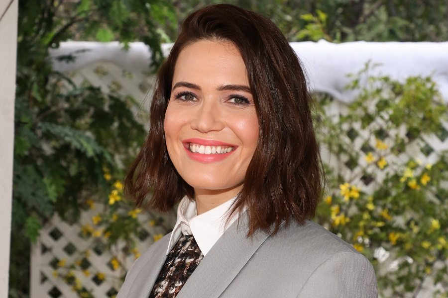 Mandy Moore released her first song in more than 10 years, and we were missing this like candy