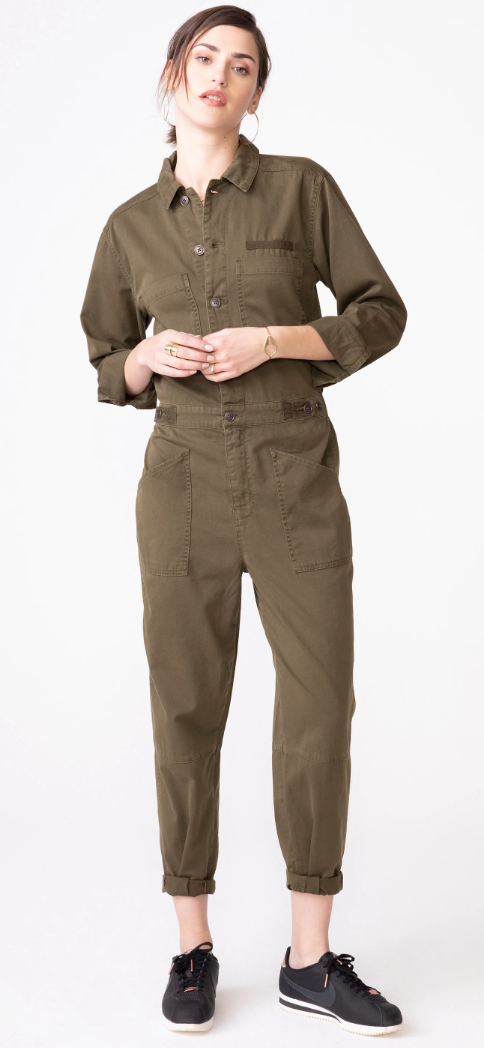 10 coveralls and boilersuits perfect for looking chic on your laziest days