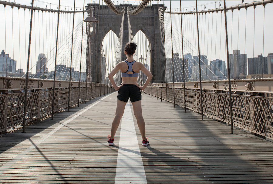 How running half marathons helped me overcome disordered eating and negative body image