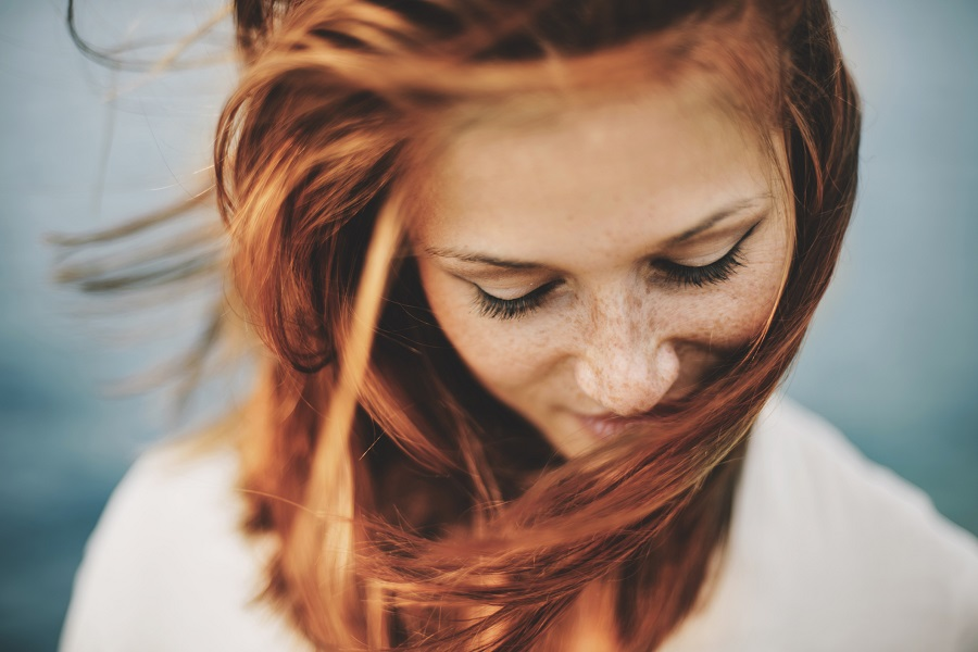 """Ginger beer hair"" is the autumn-themed color taking over your Instagram feed"
