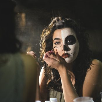 These Halloween makeup hacks will save your skin and your money