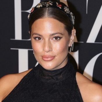 Ashley Graham celebrated her pregnant body with an unretouched, naked Instagram shot
