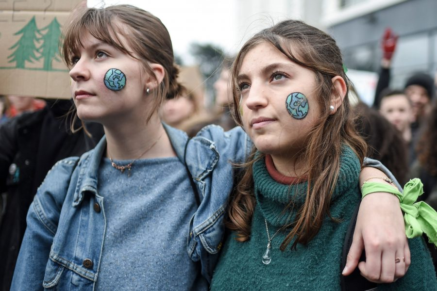 Here are the most powerful signs from today's global climate strike