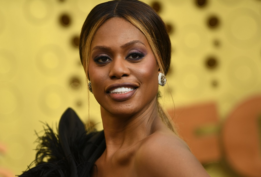 Laverne Cox already wins for best 2019 Emmys accessory with this meaningful clutch
