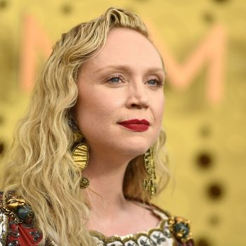 Gwendoline Christie looks like Jesus on the Emmys red carpet and Twitter feels SAVED