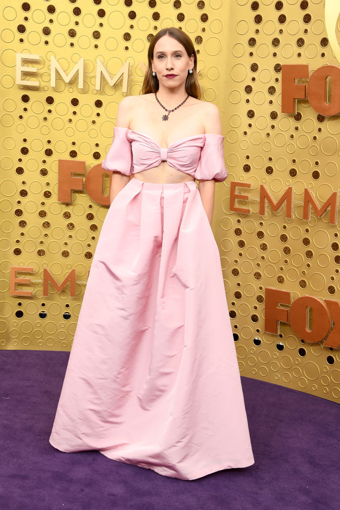 '80s-inspired puffy sleeves are making a major comeback on the Emmys red carpet