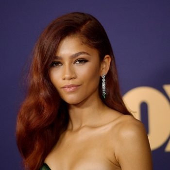 Zendaya channeled Poison Ivy at the 2019 Emmys, and Twitter is living for it