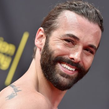 """Jonathan Van Ness came out as a member of the """"beautiful HIV-positive community"""""""