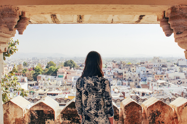 How solo travel helped me unlock a new level of confidence