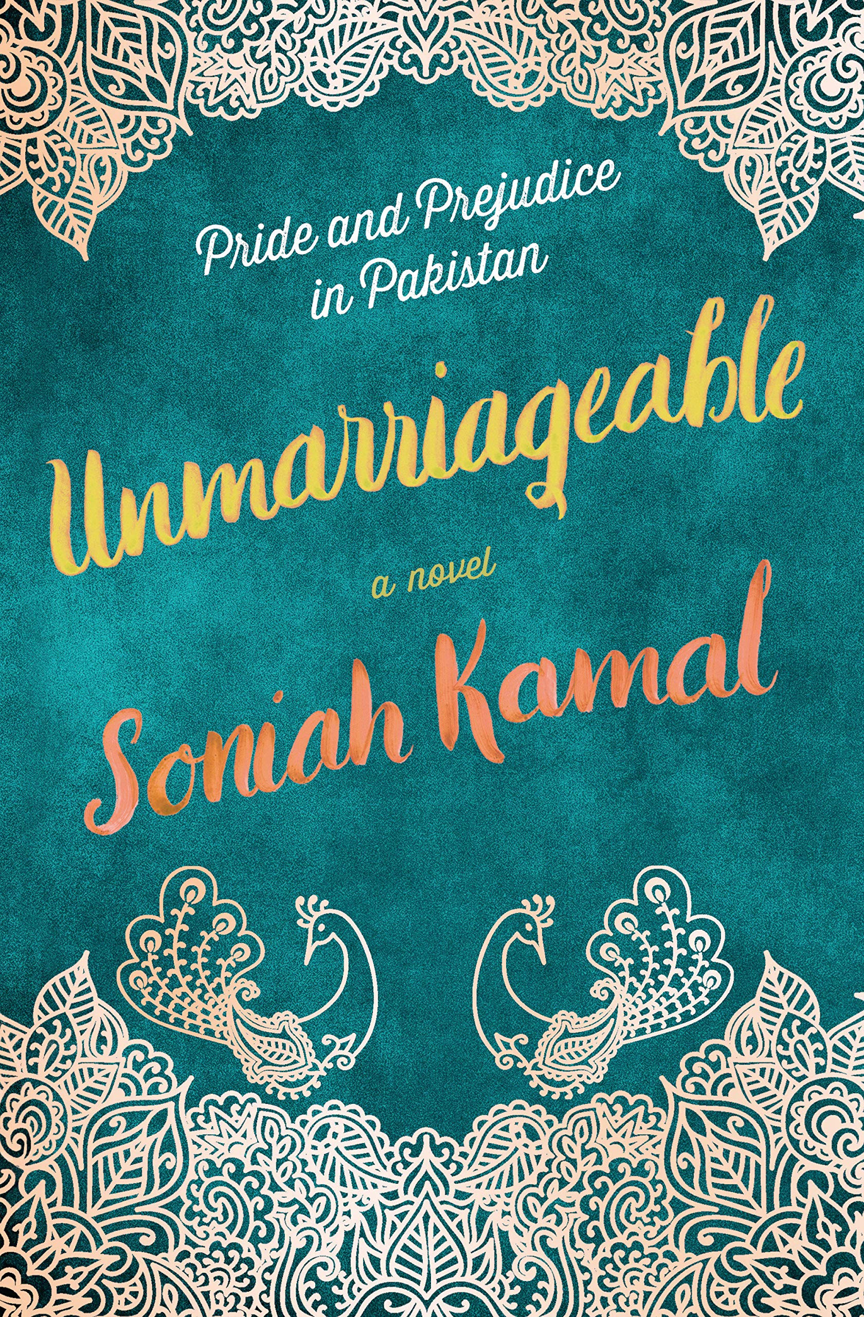 Jane Austen goes to Pakistan in Soniah Kamal's Unmarriageable