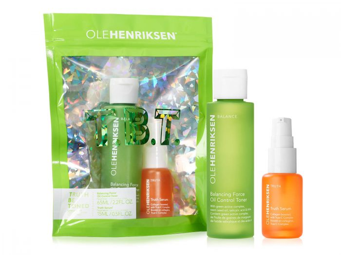ole henriksen truth be toned holiday set from sephora