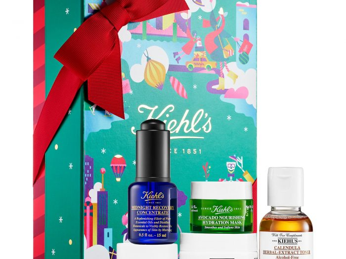 kiels since 1851 bright delights sephora holiday skincare set